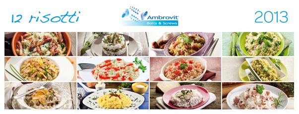 calendario 2013 Ambrovit