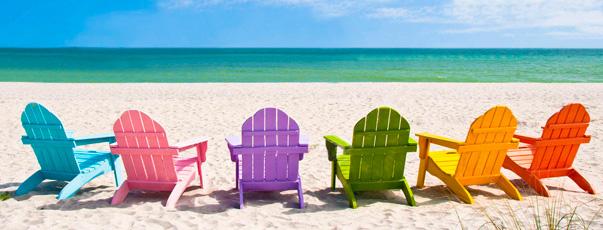 spiaggia e mare per le ferie Ambrovit