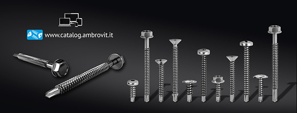 Ambrovit Self-Drilling Screws