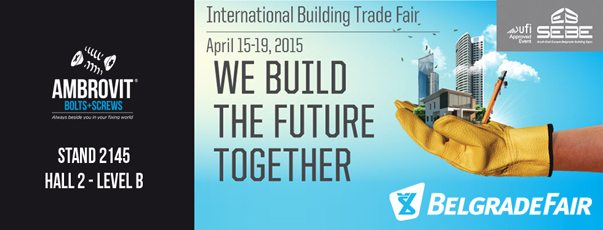International Building Trade Fair 2015