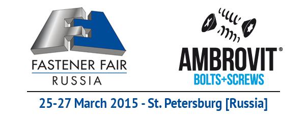Ambrovit Fastener Fair Russia 2015