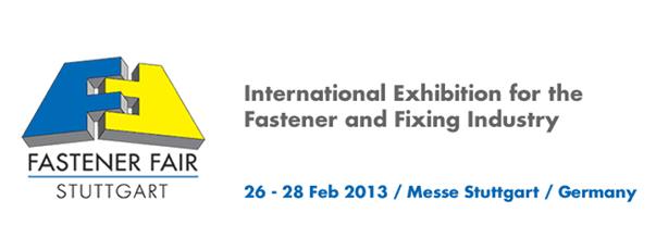 Fastener Fair Stuttgart 2013