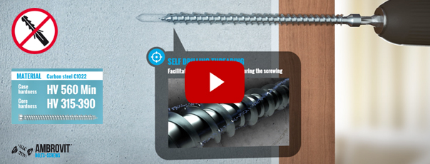 ambrovit concrete screws