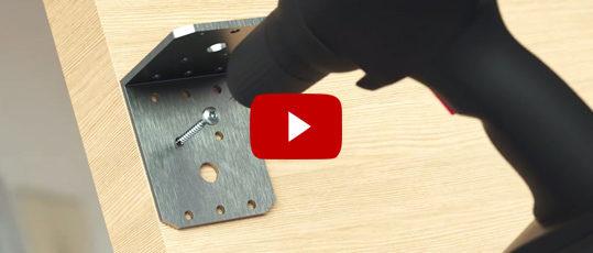 video tutorial vite per carpenteria svasante ambrovit